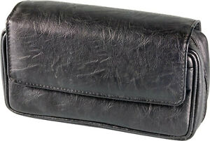 Pipe Bag 2er Leather Look/Tobacco Pouch/Magnetic/ 2 Colours