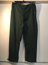 East German DDR POLICE Uniform PANTS-Size sg48 Bereitschaftspolizei 36 x 30