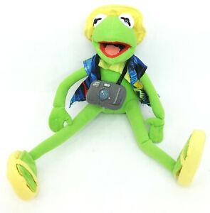 Kermit the Frog plush soft toy doll Muppets