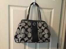 Coach Park Signature Handbag F19190
