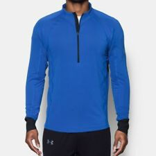 Ua Cg Reactor Run Half Zip 1304578 984 Men size S