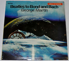 Philippines GEORGE MARTIN & HIS ORCHESTRA Beatles To Band And Bach LP Record