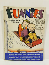 The Funnies # 6, Platinum Age Alley Oop! (Dell 1937)