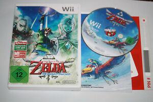 The Legend of Zelda: Skyward Sword (Nintendo Wii) selten. Gut erhalten.