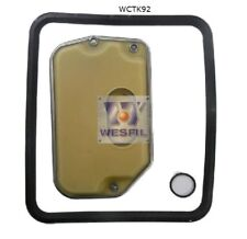 WESFIL Transmission Filter FOR Porsche 928 1992-1995 V8 / 5.4L 4HP24 WCTK92