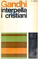 N92 Gandhi directs Christians Drevet and. Citadel 1968