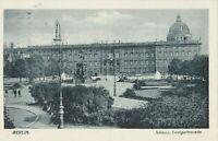 Beschriebene Ansichtskarte Berlin 1926 Lustgarten verschickt nach Göppersdorf