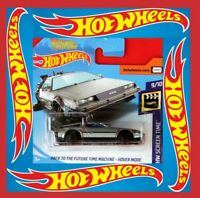 Hot Wheels 2019  BACK TO THE FUTURE TIME MACHINE  HOVER MODE   NEU&OVP