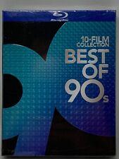Best of 90s: 10-Film Collection (Blu-ray, Box Set, Goodfellas, Unforgiven, etc.)