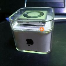 MP3 Apple ipod shuffle A1373 2gb silver NEUF NEW scellé  + SENNHEISER PX-40 gift