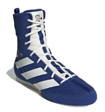 Adidas Box Hog 3 Boxing Blue Sz 10.5 Shoes Men's Eg5170