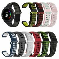 For Garmin Forerunner 220/230/235/630/620/735XT Silicone Sports Band Strap