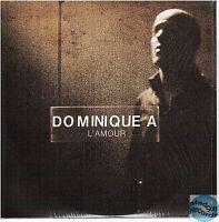 DOMINIQUE A L'AMOUR CD PROMO