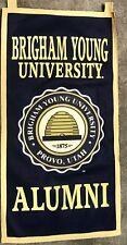 BYU Cougars Alumni  NCAA Banner