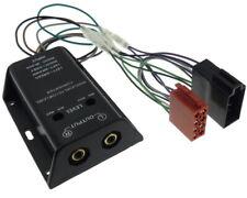 Verstärker Adapter 2-kanal High Low Converter ISO CINCH Endstufe Auto PKW KFZ