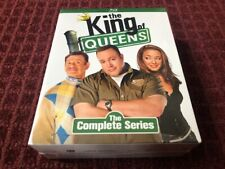 King of Queens: The Complete Series(2019, Blu Ray) *Brand New Sealed*