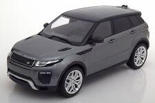 Kyosho 2016 Range Rover Evoque Dynamic Lux Grey Metallic/Black 1/18 Scale New!