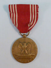 WWII Good Conduct Medal Eagle Efficiency Honor Fidelity US Original Vet's Estate