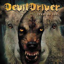 DEVIL DRIVER - TRUST NO ONE - CD DIGIPACK NEW SEALED 2016