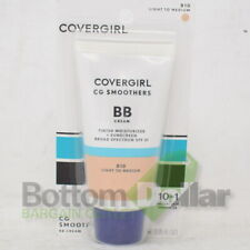 Covergirl Smoothers BB Cream Tinted Moisturizer 810 Light To Medium 1.35 Fl Oz