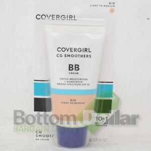 Covergirl Smoothers BB Cream Tinted Moisturizer 810 Light To Medium 1.35 Fl Oz