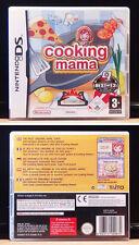 NINTENDO DS - Cooking Mama - Taito