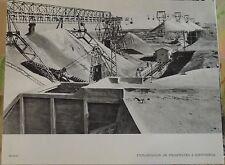 1954 Maroc Exploitation de Phosphates à Khouribga