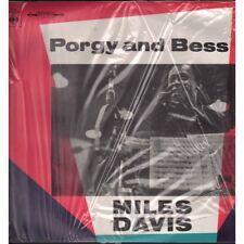 Miles Davis Lp Vinile Porgy And Bess / CBS – LPL 582 2Y Sigillato