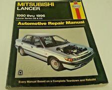 1990 1991 1992 1993 1994 1995 1996 MITSUBISHI LANCER CB CC Workshop Manual