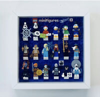 Lego Minifigures Display Case Picture Frame for Series Disney mini figures