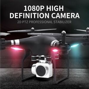 FPV Wifi RC drone wide-angle high-definition 4K camera four-axis Selfie