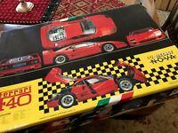 Fujimi Nova   1:12   1987 Ferrari F40 Metal Pre-Painted Super Kit