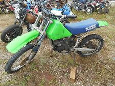 1986 Kawasaki KDX