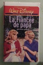 walt disney LA FIANCEE DU PAPA the parent trap VHS VIDEOTAPE french language