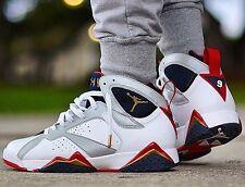 Air Jordan 7 Retro Olympique Size 9;10;11;11,5(42,5 ;44; 45; 45,5)Deadstock 2012