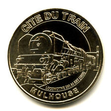68 MULHOUSE Cité du train, Locomotive 241-A1, 2012, Monnaie de Paris