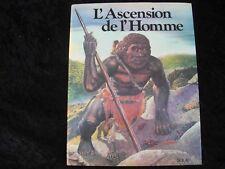 L'ASCENSION DE L'HOMME - Ed. SOLAR 1977