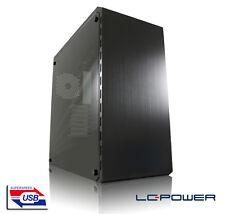 LC-Power - ATX-Gaming-Gehäuse - Gaming 986B Dark Shadow - Aluminium & Hartglas