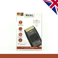 Wahl Finale Afeitadora | 5 estrellas 8164 de ion de Litio | Reino Unido | UK 3 Clavija de tensión
