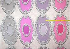 Designers Guild Designer Curtain/Cushion Fabric Tistad Blossom 4.4 mt Pink Lilac