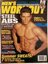 Men's Workout Magazine - September 2004 (RARE, OUT-OF-PRINT)