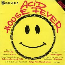 Acid House Fever - CD - 1988
