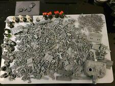 warhammer 40k astra militarum / space marine bits lot