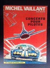 Michel Vaillant Concerto pour pilotes 1968 Graton BON ETAT
