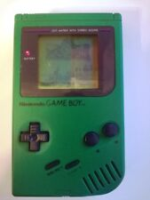 GAME BOY - 1a SERIE  - COLORE VERDE SCURO