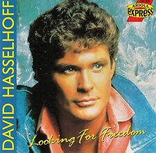 DAVID HASSELHOFF : LOOKING FOR FREEDOM / CD - TOP-ZUSTAND