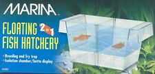 2 IN 1 FLOATING FISH HATCHERY FOR BREEDING AQUARIUM FRY