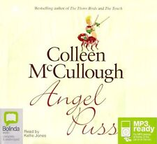 Colleen McCULLOUGH / ANGEL PUSS        [ Audiobook ]