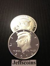 2014 S Kennedy Half Dollar 90% Silver Proof From Kenedy Set 50 Cent Uncirculated