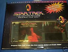 Star Trek The Motion Picture film cell - One of a kind